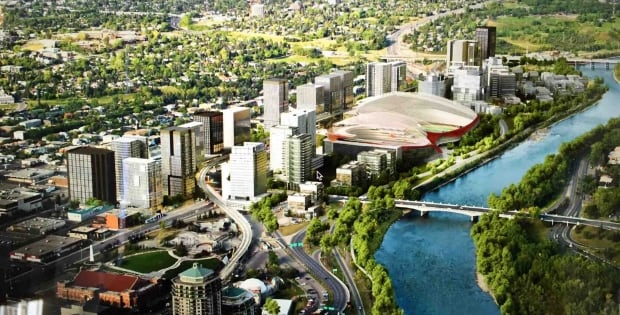 CalgaryNEXT arena and stadium development