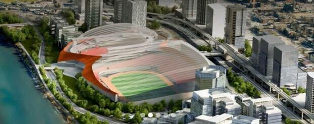 CalgaryNEXT arena and stadium