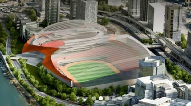 CalgaryNEXT arena and stadium