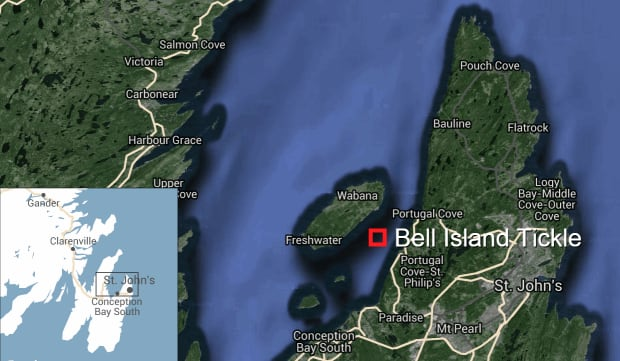 Bell Island Tickle