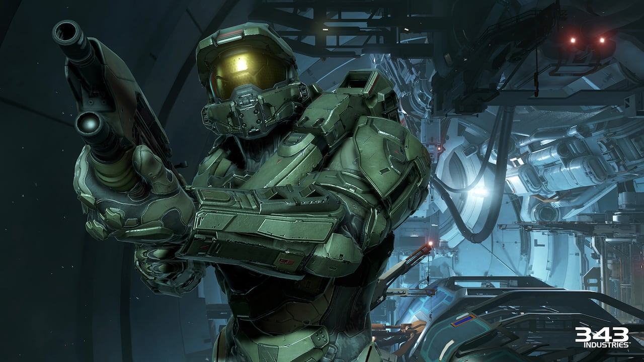 Halo, Tomb Raider sequels turn heads at Microsoft's Xbox One