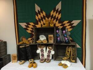 Manitobah Mukluks Storyboot Project