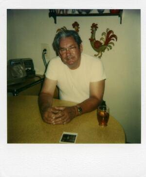 Kyler Zeleny Polaroid 1