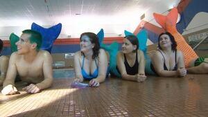 Pawel Pietruszczak mermaid tail aquamermaid