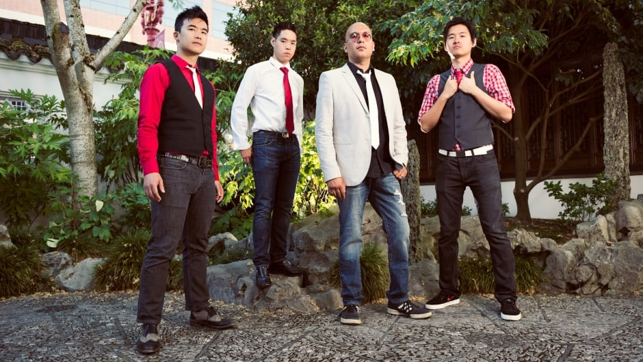 The Slants, an Asian-American dance rock band, have been fighting to trademark their name since 2011.