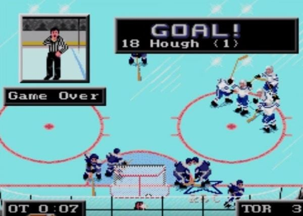 The Best Sports Video Games Of All Time Cbc Sports