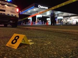 Richmond crime scene