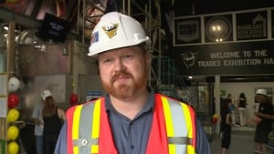 Trent Soholt, ED, Nova Scotia Construction Sector Council