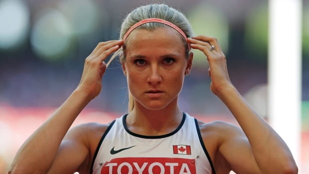 Canadian heptathlete Brianne Theisen-Eaton should be the gold medal favourite at the Rio Olympics, according to data from Infostrada sports.