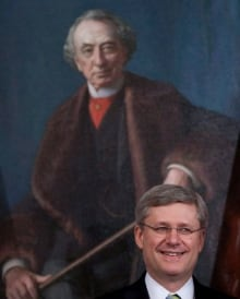 Stephen Harper is second longest serving Conservative PM, after John A. Macdonald