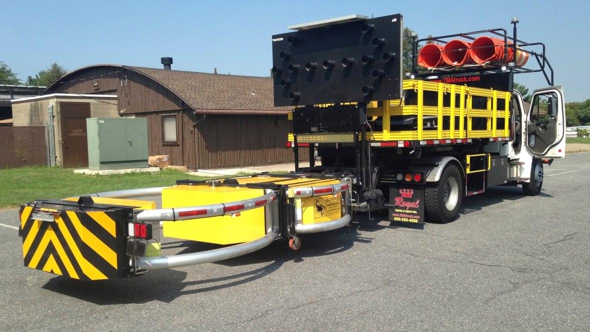 Driverless Crash Trucks Could Boost Road Construction