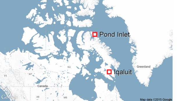 A 36-year-old woman is facing charges after she allegedly pointed a loaded firearm at an RCMP vehicle in Pond Inlet, Nunavut. It ended peacefully, but the community of about 1,600 has seen a number of tragic and violent incidents in recent months.