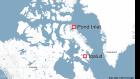 Pond Inlet, Nunavut, map