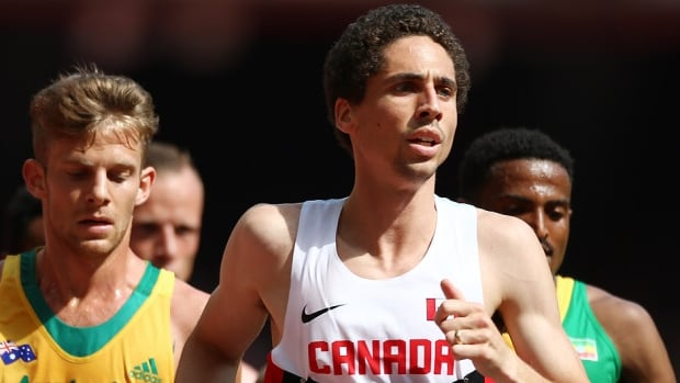 Following foot surgery, Cam Levins hopes to regain the form that once made him one of the world's rising young long-distance track stars. He's also considering giving the marathon a shot.