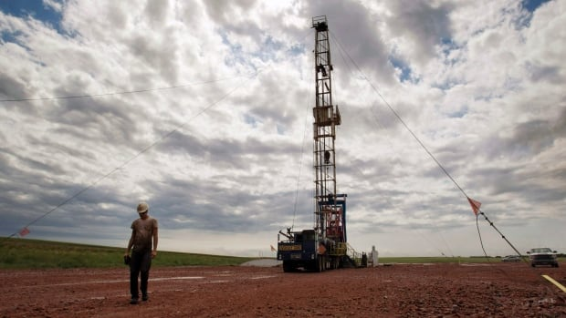 Non-OPEC production is down, reducing the output of oil in February, according to the International Energy Agency.