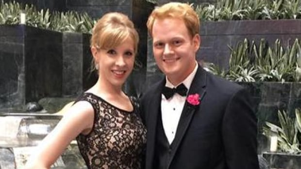 Alison Parker and Chris Hurst, WDBJ7 in Roanoke, Va.