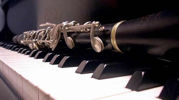 Piano clarinet