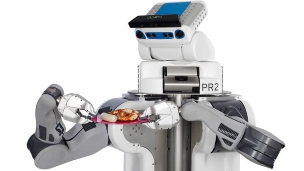 If researchers working on the RobowHow project meet their goals, humans could one day free themselves from the tyranny of preparing their own meals.