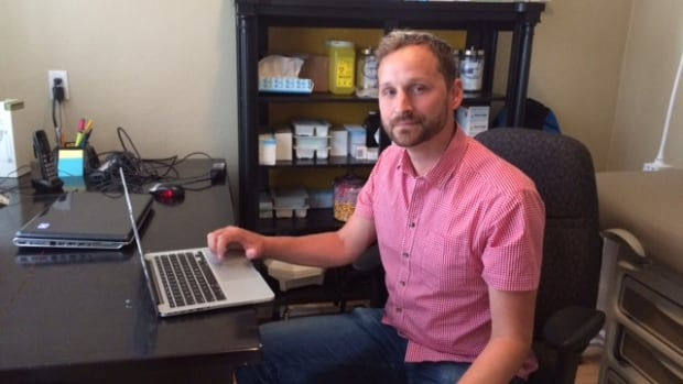 Dr. Ryan Meili wants the province to adopt a fresh strategy to end the HIV epidemic.