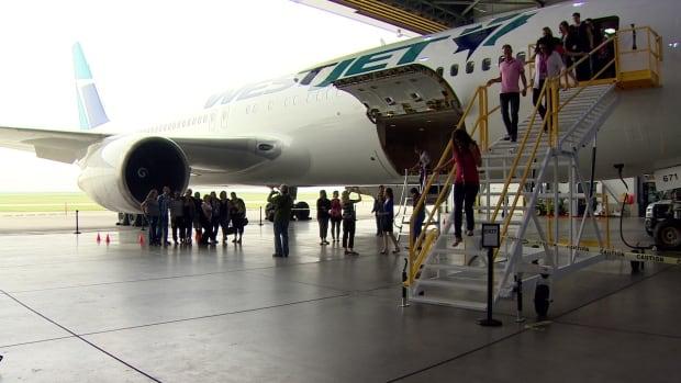 WestJet Boeing 767-300s
