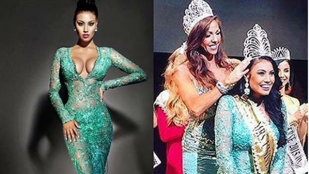 Ashley Callingbull became the first First Nations woman to be crowned Mrs. Universe.