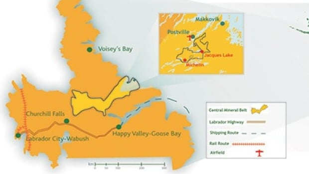Aurora Energy has announced it is suspending uranium exploration activities in Labrador.
