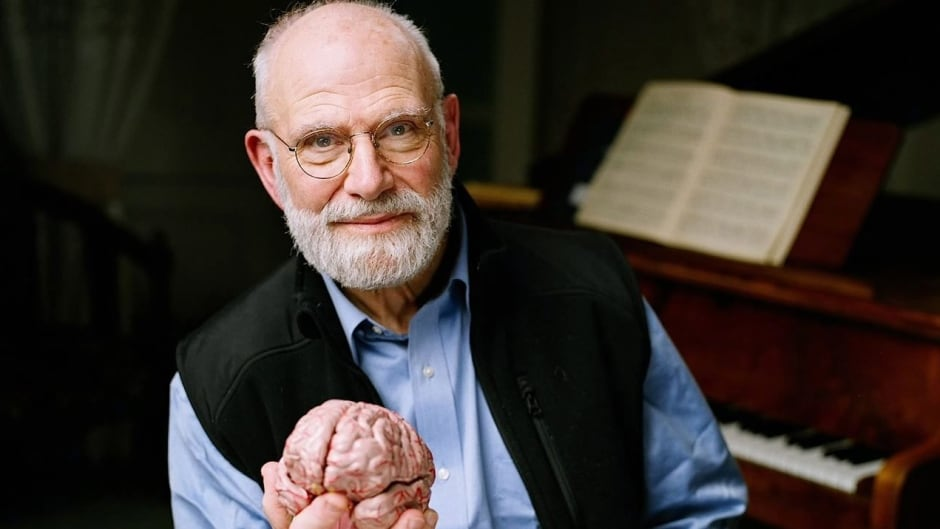 Neurologist Oliver Sacks died on Sunday at the age of 82.