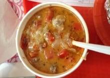Donair soup