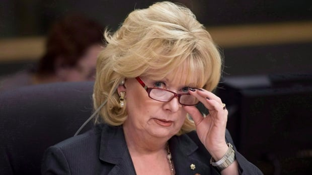 A new media report claims the RCMP has handed Senator Pamela Wallin's case file regarding her expense claims over to the Crown.