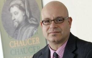 Rob Costanzo, English teacher at Crescent School