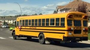 Southland, Calgary school bus
