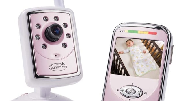 A cybersecurity firm says baby monitors made by eight different companies are vulnerable to online hacking.