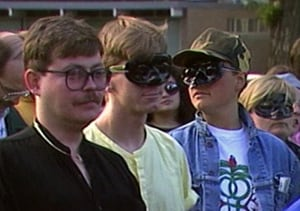 Calgary Pride Rally 1990