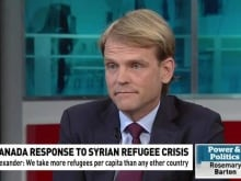Canada's response to Syrian refugee crisis