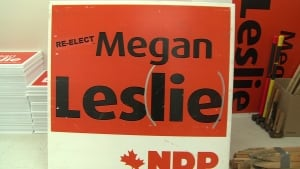 Leslie sign