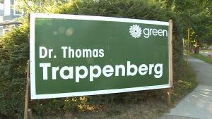 Trappenberg sign