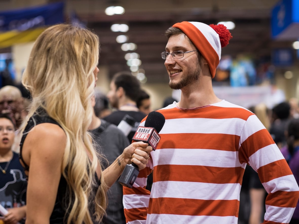 Geekin Gorgeous cosplay at fan expo: how can you turn fandom into a career
