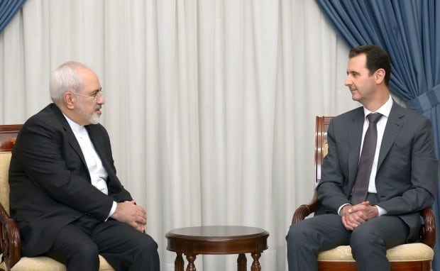 SYRIA-IRAN-ZARIF/ASSAD