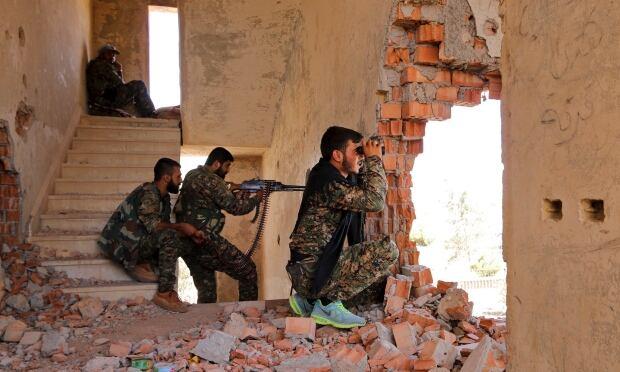 SYRIA-KURDS
