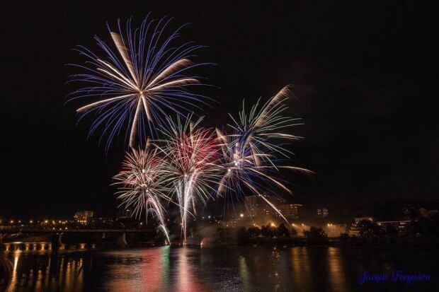 Saskatoon Fireworks festival