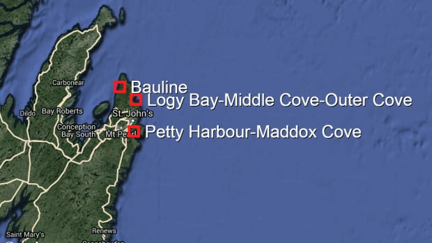 Bauline, Logy Bay-Middle Cove-Outer Cove and Pettery Harbour-Maddox Cove have all signed memorandums of understanding with the East Coast Trail Association.