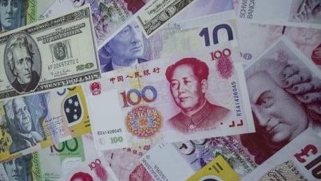 Yuan U.S. dollar Euro