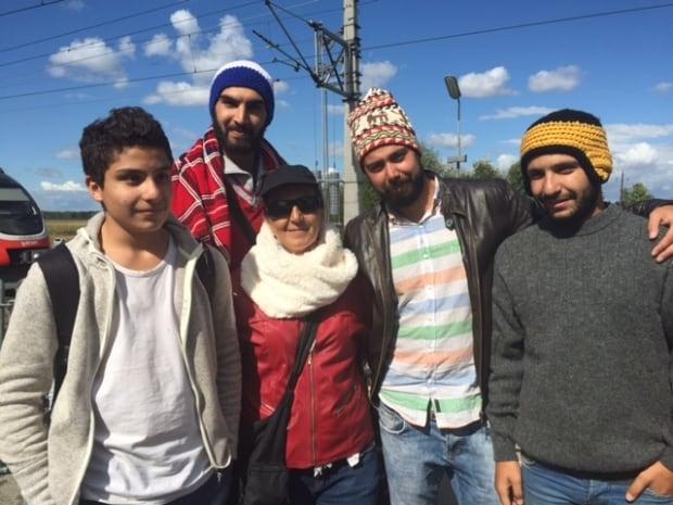 Rowa'a Meirej refugee crisis