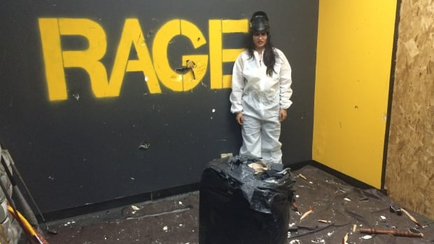 Are Rage Rooms Cathartic Or Just Pointlessly Destructive