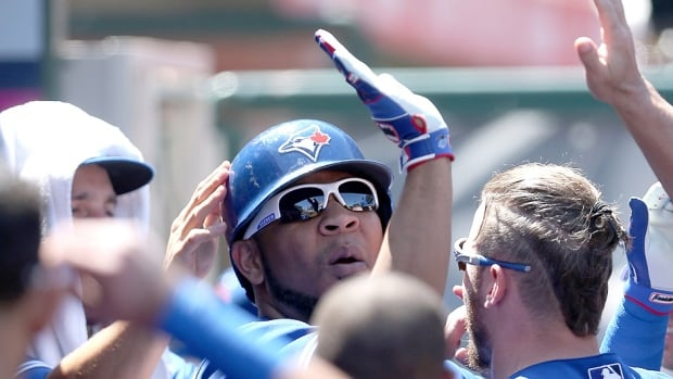 Edwin Encarnacion eyes Blue Jays record against Red Sox