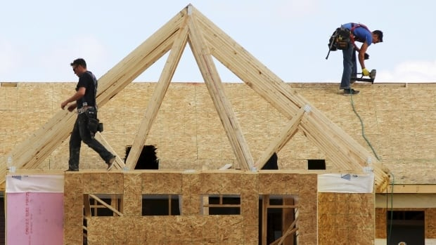 Annual pace of housing starts slowed in December: CMHC