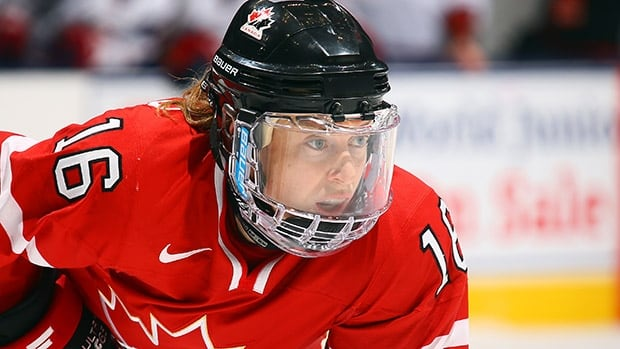 Jayna Hefford ranks second behind Hayley Wickenheiser in all-time games played (267), goals (157) and points (291) for Canada.