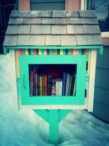 Little Free Library, 5