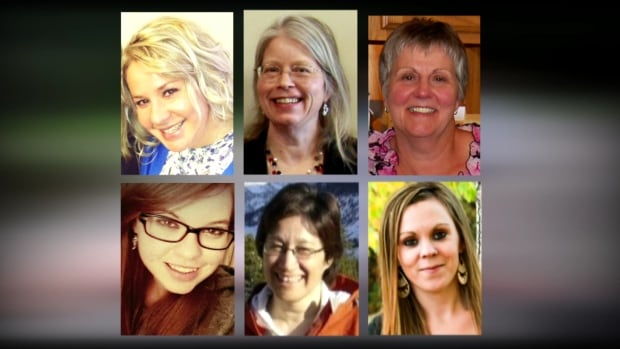 Six women have been murdered in Saskatchewan in the past year alone, all allegedly by intimate partners or ex-partners.