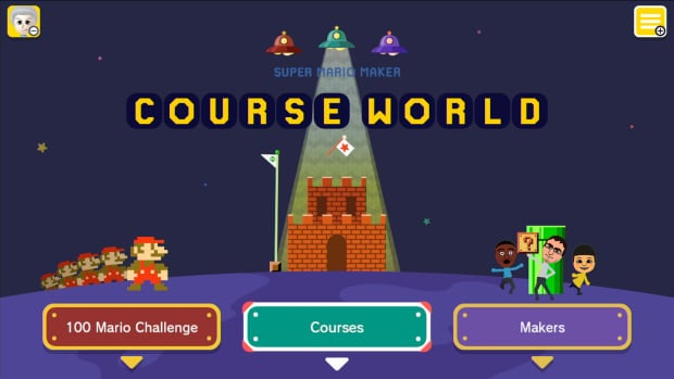 Super Mario Maker course world